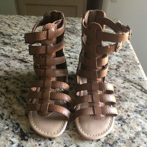 Like New | Toddler Gladiator Sandals